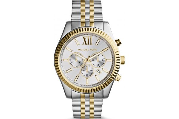 Mens Michael Kors Lexington Watch MK8344