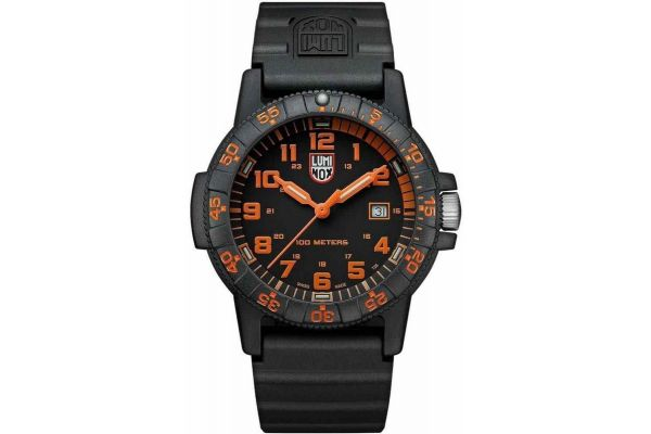 Mens Luminox Sea Turtle Watch XS.0329