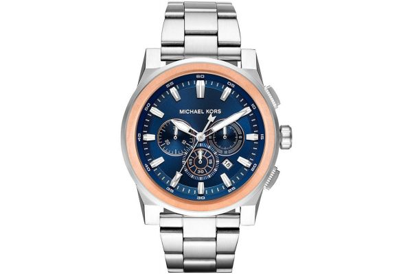 Mens Michael Kors Grayson Watch MK8598