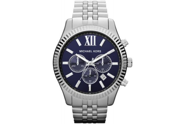 Mens Michael Kors Lexington Watch MK8280