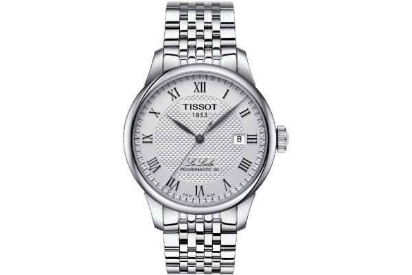 Mens Tissot Le Locle Automatic Watch T006.407.11.033.00