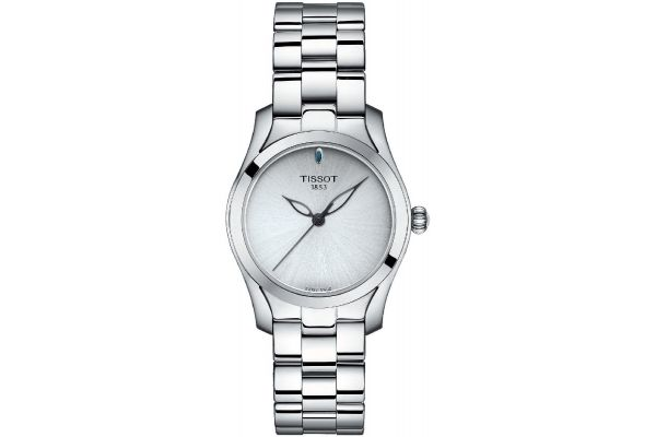 Womens Tissot T Wave Watch T112.210.11.031.00