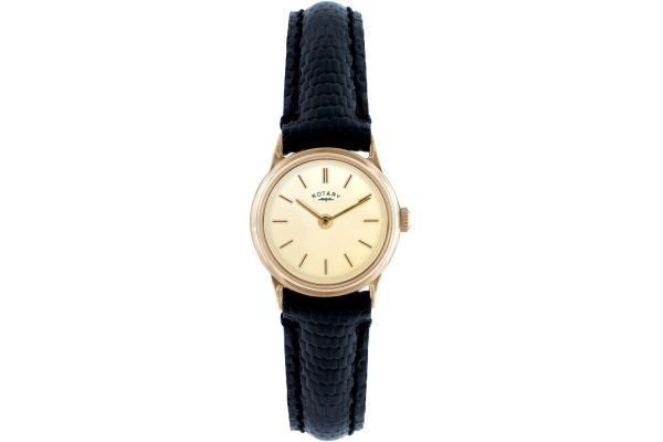 Womens Rotary Precious Metals Watch LS11476/03