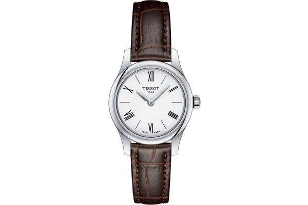 Womens Tissot Tradition Watch T063.009.16.018.00