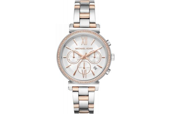 Womens Michael Kors Sofie Watch MK6558