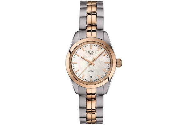 Womens Tissot PR100 Watch T101.010.22.111.01