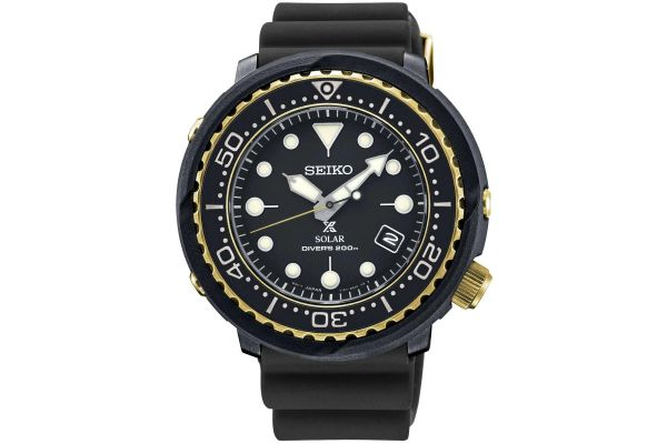 Mens Seiko Prospex Watch SNE498P1