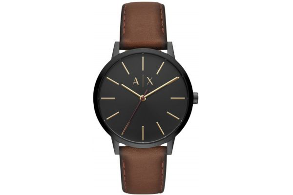 Mens Armani Exchange Retro Watch AX2706