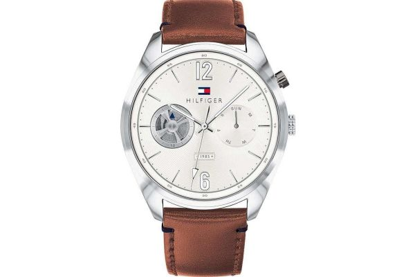 Mens Tommy Hilfiger Deacan Watch 1791550