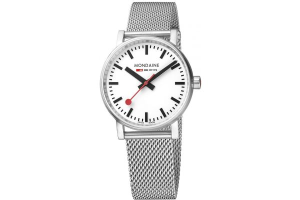 Mens Mondaine Evo2 Watch MSE.35110.SM