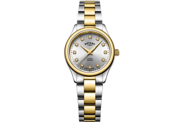 Womens Rotary Oxford Watch LB05093/44/D
