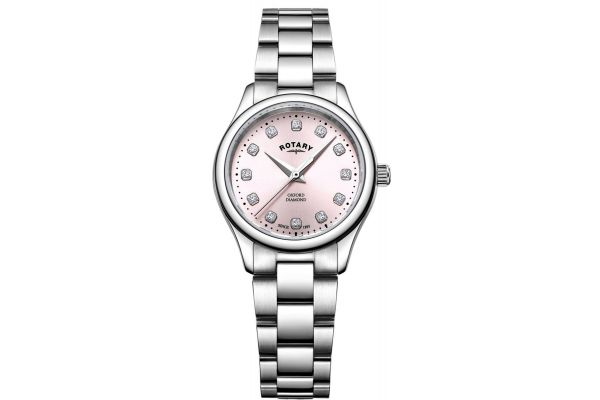 Womens Rotary Oxford Watch LB05092/07/D