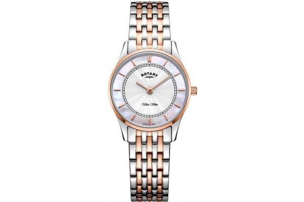 Womens Rotary Ultra Slim Watch LB08302/02