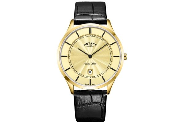 Mens Rotary Ultra Slim Watch GS08413/03
