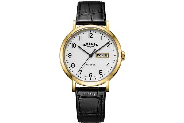 Mens Rotary Windsor Watch GS05303/18