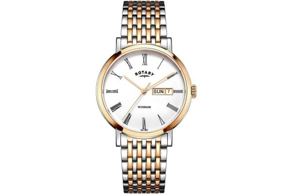Mens Rotary Windsor Watch GB05302/01