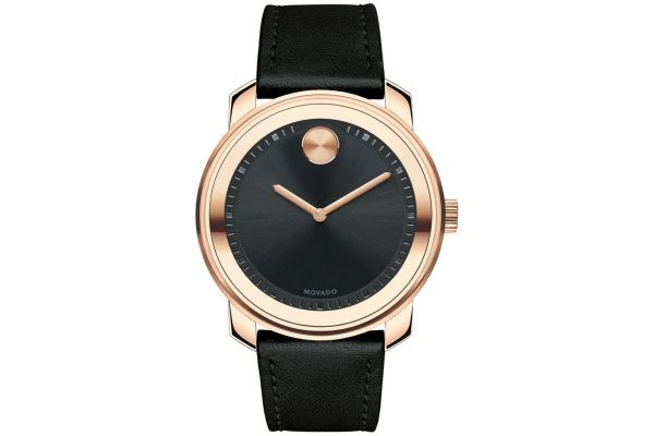 Mens Movado Bold Watch 3600376