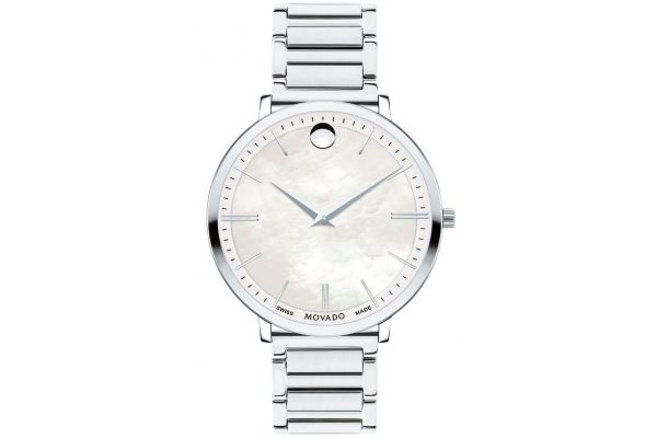 Womens Movado Ultra Slim Watch 0607170