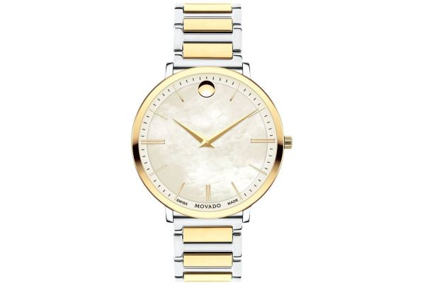Womens Movado Ultra Slim Watch 0607171