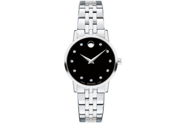 Womens Movado Museum Watch 0607207