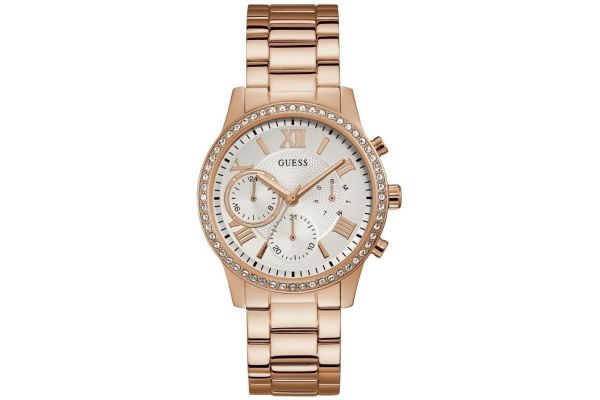 Womens Guess Solar Watch W1069L3