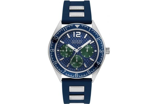 Mens Guess Pacific Watch W1167G1