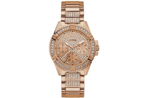 Womens Guess Lady Frontier Watch W1156L3