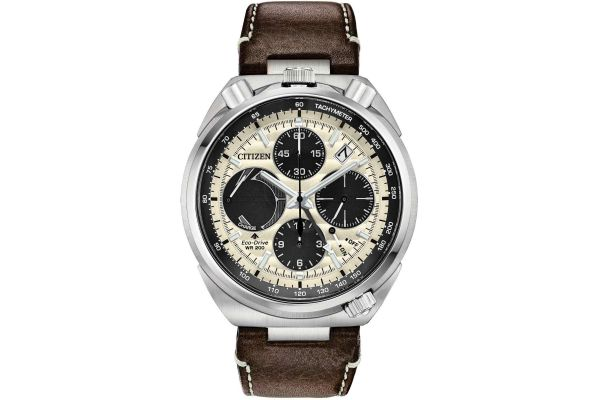 Mens Citizen Bullhead Watch AV0079-01A