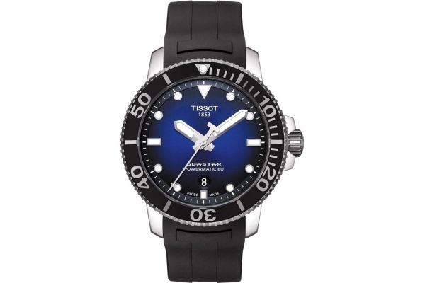 Mens Tissot Seastar 1000 Watch T120.407.17.041.00