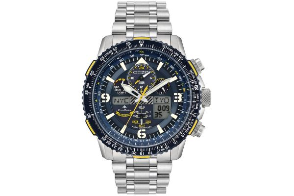 Mens Citizen Skyhawk A.T Watch JY8078-52L