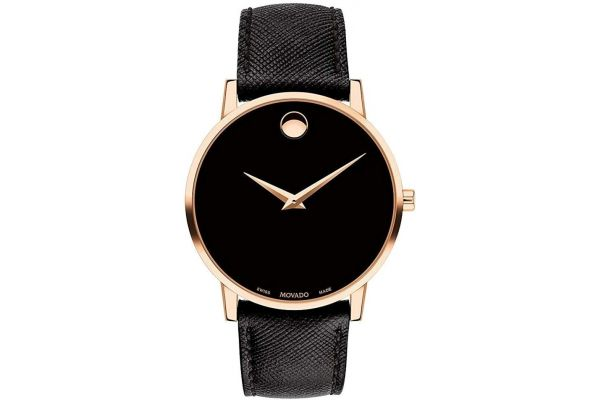 Mens Movado Museum Watch 0607196