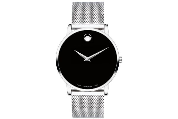 Mens Movado Museum Watch 0607219