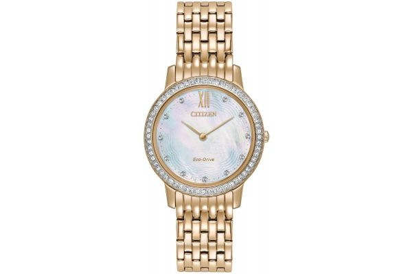 Womens Citizen Silhouette Watch EX1483-50D