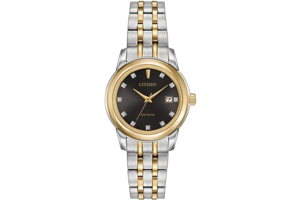 Womens Citizen Silhouette Watch EW2394-59E