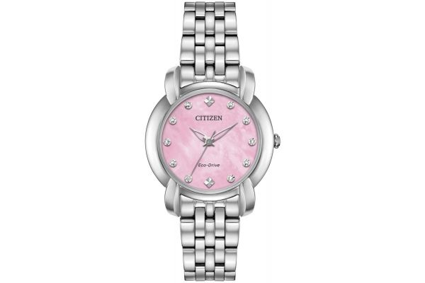 Womens Citizen Jolie Watch EM0710-54Y