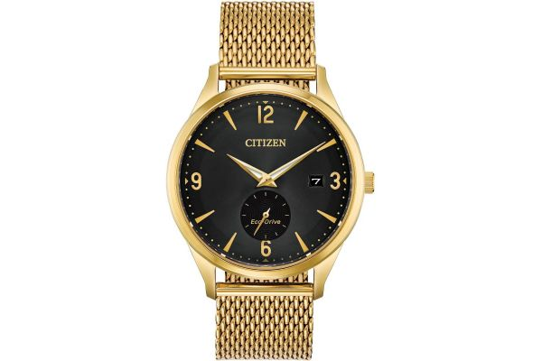 Mens Citizen BTW Watch BV1112-56E