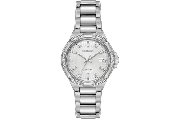 Womens Citizen Riva Watch EW2460-56A