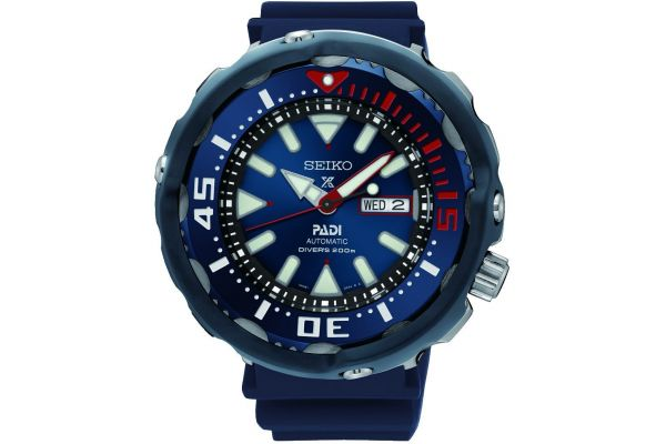 Mens Seiko Prospex Watch SRPA83K1