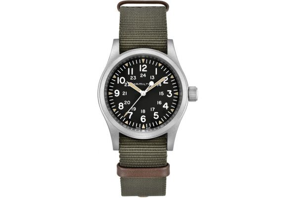 Mens Hamilton Khaki Field Watch H69429931