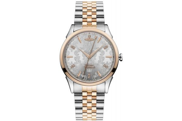 Womens Vivienne Westwood The Wallace Watch VV208RSSL
