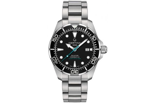 Mens Certina DS Action Watch C032.407.11.051.10