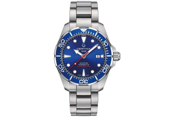 Mens Certina DS Action Watch C032.407.11.041.00
