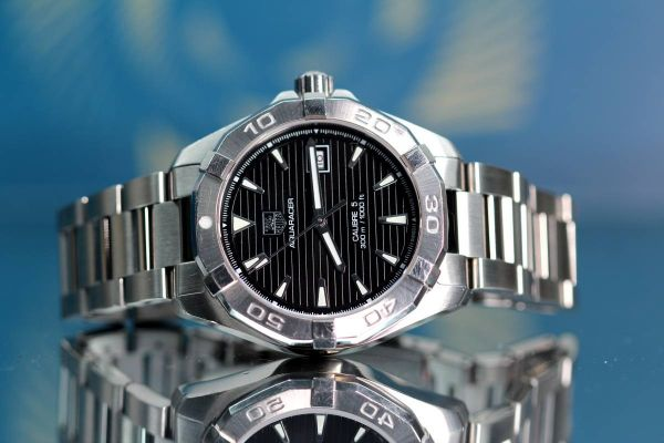 Mens Pre-owned Tag Heuer Watch WAY2110