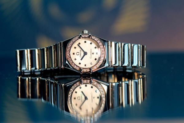Womens Pre-owned Omega Watch 1465.71.00