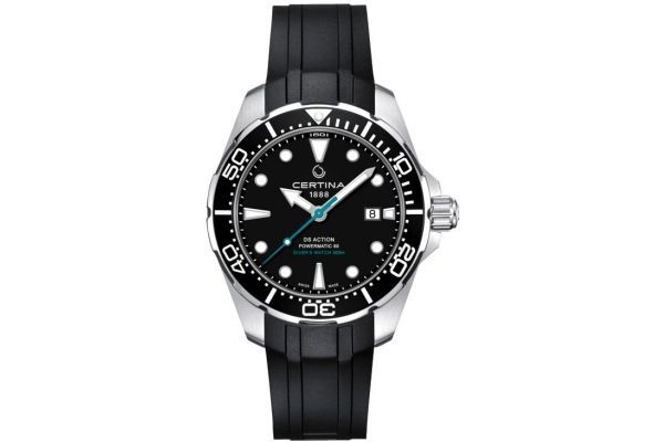 Mens Certina DS Action Watch C032.407.17.051.60
