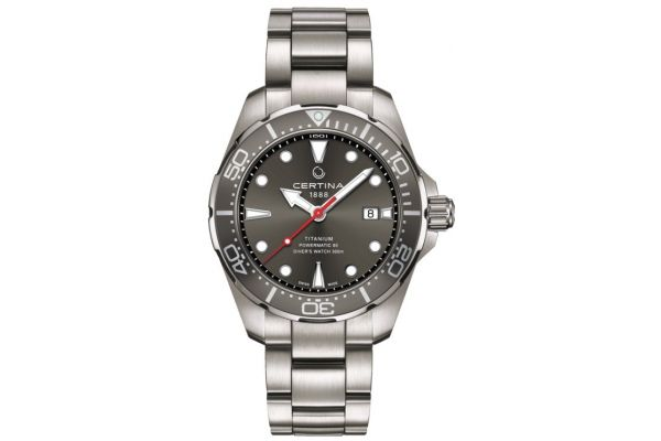 Mens Certina DS Action Watch C032.407.44.081.00