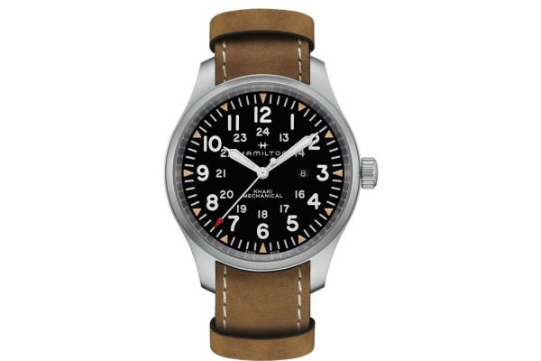 Mens Hamilton Khaki Field Watch H69819530