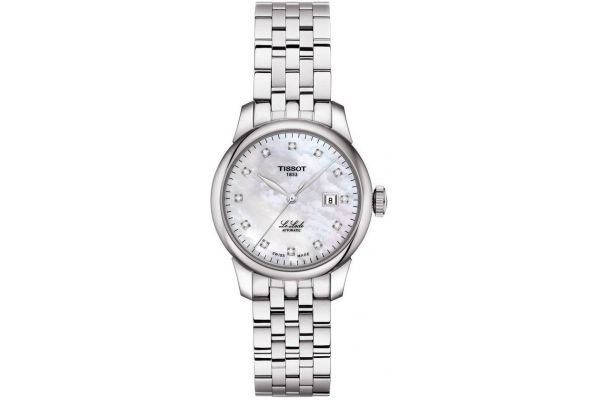Womens Tissot Le Locle Automatic Watch T006.207.11.116.00