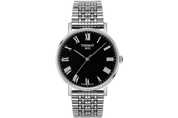 Mens Tissot Everytime Watch T109.410.11.053.00