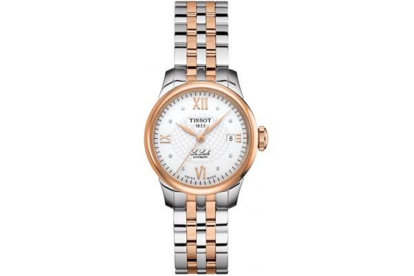 Womens Tissot Le Locle Automatic Watch T41.2.183.16